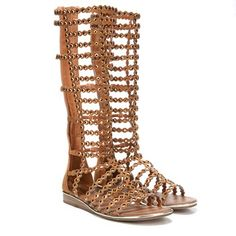 270b9bac2042 CARLOS BY CARLOS SANTANA Women s Simi Tall Gladiator Sandal