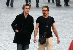 Robert Downey Jr.'s Son Indio Arrested for Cocaine Possession