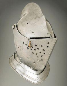 GERMAN HELMETS, 1560 S