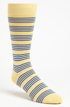 Pantherella Bayham Striped Socks
