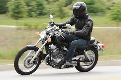 motorcycle riding images | 2012 Star Motorcycles V-Star 250 Beginner Motorcycle Review