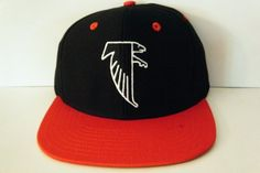 Atlanta Falcons NEW Vintage Snapback Hat by Reebok. $15.00. 100% cotton. one size fits all. NEW with authentic sticker. Made by Reebok. Made by Reebok