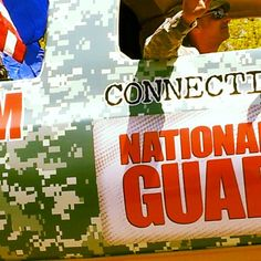 Connecticut National Guard Daff Fest