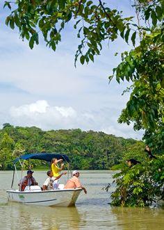 Enjoy private explorations of Panama