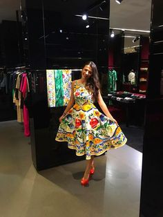 #dolce&gabbana #dolce&gabbana #store  #summer #collection #at #the #dubai #mall Dubai Mall, Summer Collection, Summer Dresses, My Style, Fashion, La Mode, Moda, Summer Sundresses, Fasion