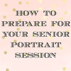 Tips on how to prepare for you senior portrait session by Carolyn Victoria Photography in Dubuque, Iowa. Advice includes clothes, makeup, props, and hair.