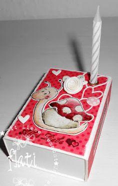 ♥ Flati s Stempelwelt ♥: Geburtstagsbox