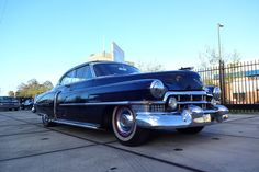 Catawiki online auction house: Cadillac Series 62 Coupe DeVille 331 CI V8 - 1951