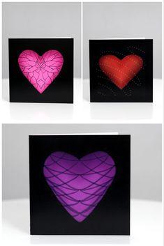 Heart Cards, Elizabeth And James, Fine Art, Shop, Fun, Design, Visual Arts, Design Comics, Lol