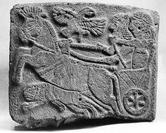 Hittite_horse_Metropolitanmuseumofart  Hittite chariot team from Metropolitan Museum of Art