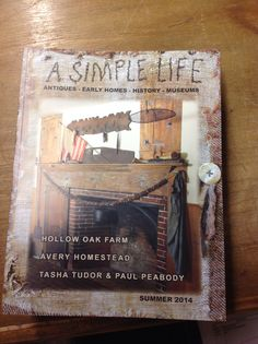A Simple Life Summer 2014 Came In a This Morning :)
