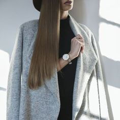 Collaboration with @clusewatches. Love their style♥