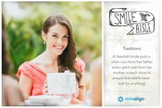 Invisalign Wedding | Smile Down The Aisle. Wedding tips for your special day. Call Boston's Top Cosmetic Dentist, Dr. Anna Berik for an Invisalign consultation