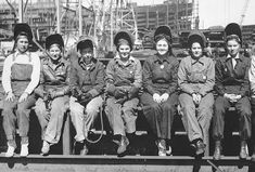 Don't forget the Rosie the Riveters? - WOMEN'S SERVICES - U.S. ...