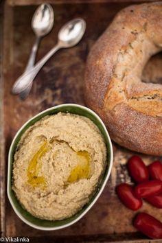 More varieties of Vegan Hummus