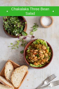 Prepare this tangy South African salad in minutes. Great with a fraai or BBQ
