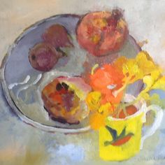 Yellow cup. Yellow Cups, Paintings, Art, Art Background, Paint, Painting Art, Kunst, Performing Arts, Painting