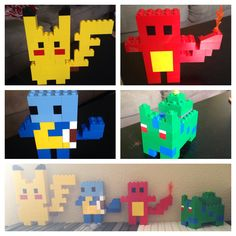 Lego Pokemon!
