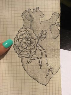 #heart #rose