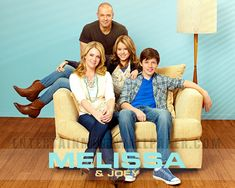 Melissa & Joey - (2010-present). Starring: Melissa Joan Hart, Joey Lawrence, Nick Robinson, Taylor Spreitler and Lucy DeVito. Partial Guest List: Shanica Knowles, Cody Linley, Gregg Sulkin, Ted McGinley, Christopher Rich, Christine Lakin and Matthew Lawrence, Andrew Lawrence.
