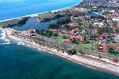 The only school that is mistaken for a beach resort | 10 Reasons UCSB Is The Best School In The Country