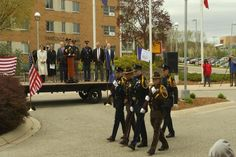Ferris State Hosts 13th Annual Police Memorial - Northern Michigan's News Leader
