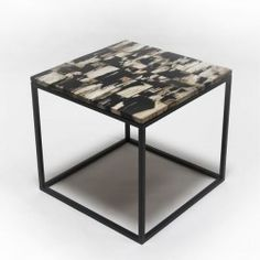 AMBON MIXED table. #Cravt #DKhome #Craftsmanship #Living #Coffeetables #Furniture #Luxuryfurniture