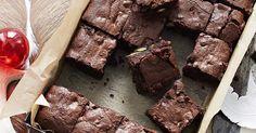 Festive Brownies Recipe