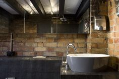 Brickwork, Front Entry, Mosaic Tiles, Commercial, Old Things, Bathroom, Modern, Mosaic Pieces, Washroom
