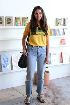 LA Street Style to Inspire Your Spring Fashion Refresh | Free People Blog #freepeople