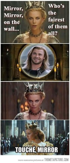 Thor obviously.