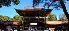 Sanctuaire Meiji-jingū