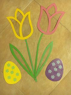 wiosna#easter#pisanki#sweet#słodko#miłość#dekoracja#przedszkole#kwiaty Sunday School Crafts For Kids, Easter Crafts For Kids, Preschool Crafts, Felt Flowers, Paper Flowers, Paper Plate Masks, Diy Paper, Paper Crafts, Spring Crafts