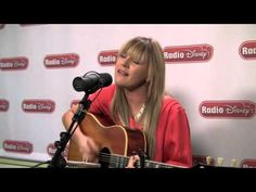 """Grace Potter """"Something That I Want"""" Acoustic from Tangled on Radio Disney"""