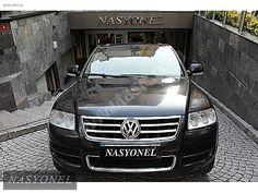 Volkswagen Touareg 5.0 TDi 2004 VOLKSWAGEN TOUAREG 5.0 TDİ V10 NASYONEL'DEN