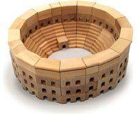 HABA Coliseum Architectural Block Set