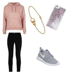 """☺️"" by love-emilyyyy on Polyvore featuring Topshop, STELLA McCARTNEY, Skinnydip, NIKE and Cartier"