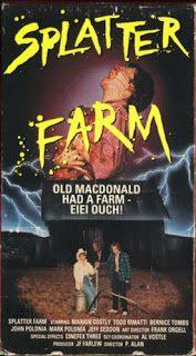 kocham dziwne kino: Splatter Farm (1987)