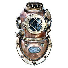 1943 Miller-Dunn Navy Mk V Dive Helmet