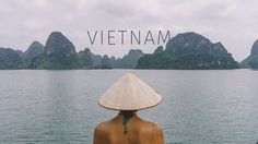 When in Vietnam. Set off on a north to south journey: capturing the best wonders of Vietnam: Hanoi ancient quarter, the breathtaking Halong Bay, the… Hanoi Vietnam, Vietnam Travel, Vietnam Tourism, Asia Travel, Hoi An, Mekong Delta, Travel Videos, Travel Tips, Contemporary Photography