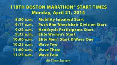 Boston Marathon : Boston Athletic Association