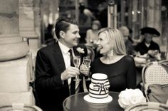 JaimeeRose_ParisWedding_ParisElopement_BlackandWhiteCake