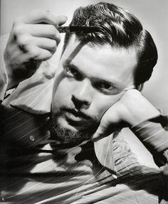 Orson Welles by Ernest A. Bachrach, 1940