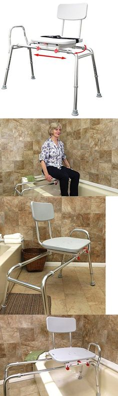 Transfer Boards and Benches: Gateway Premium Sliding Bath Transfer ...