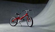 """Kokua Like-to-bike 16"""" -sturdy and light kid bikes. I like!"""