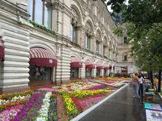 Image of Piazza Rossa (Krasnaya ploshchad), Mosca