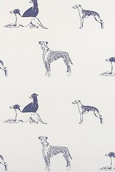 Dog wallpaper print on pinterest apple wallpaper jungle - Dog print wallpaper ...