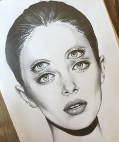 double eyes, liza adamenko, drawing, sketch, art, eyes, realistic, dilara us, artwork, illustration, pencil drawing, drawing