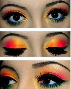 Não gosto de colorido, mas este está lindo!