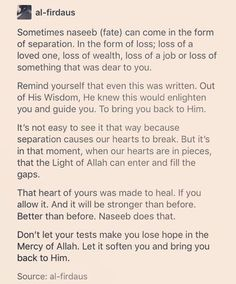 Do not lose hope in the Mercy of Allah. Allah Quotes, Muslim Quotes, Religious Quotes, Quran Quotes, Faith Quotes, True Quotes, Islam Hadith, Allah Islam, Alhamdulillah
